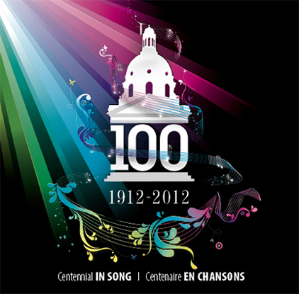 Centennial in song | Centenaire en chansons